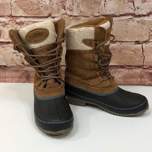 Khombu Winter Duck Boots